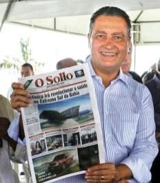 Faça como o governador Rui Costa: leia OSollo!