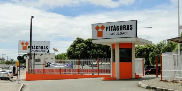Resultado de imagem para A Faculdade Pitágoras, de Eunápolis