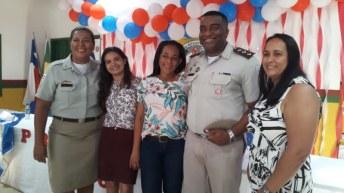 formatura de 104 alunos de Caravelas no PROERD (5)