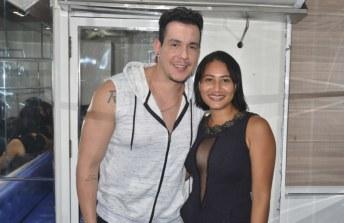 rubinho (os bambaz) e Ketly Milena Garcia Alves