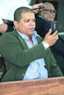 O gerente administrativo e Marketing da Rede Sollo de Comunicação (Jornal OSollo), Ronildo Gonçalves