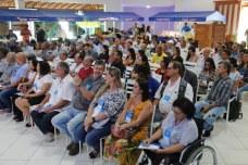 Diversos atores do desenvolvimento regional acompanharam as apresentações