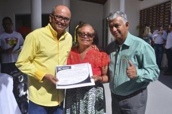 Dona Benedita Angélica (69 anos)