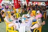 A festa reuniu advogados de diversas cidades do Extremo Sul para um buffet completo