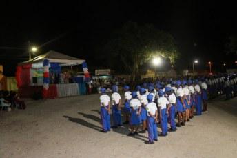 Cerimônia de formatura dos alunos do 9º ano do Colégio Francisco Henrique dos Santos (Rancho Alegre) (6)