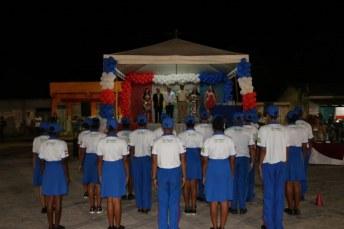 Cerimônia de formatura dos alunos do 9º ano do Colégio Francisco Henrique dos Santos (Rancho Alegre) (7)