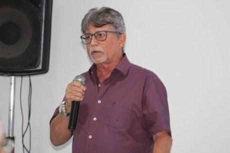 Everaldo Santos Melo, presidente do sindicato rural