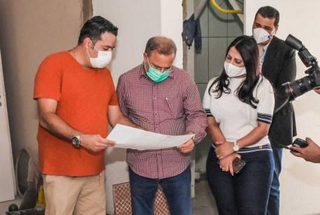 prefeita claudia participa de reuniao virtual com governador (6)