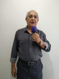 Pastor Jadilson Moraes, vice-presidente