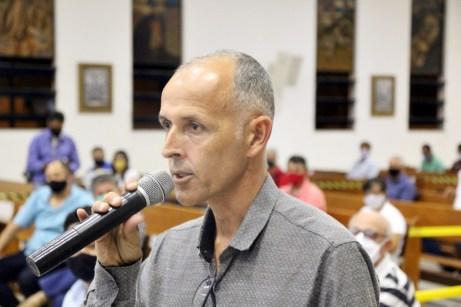 diocese teixeira de freitas encontro prefeitos vice candidatos vereadores fe politica extremo sul bahia dom jailton alcobaca medeiros neto mucuri itamaraju (81)