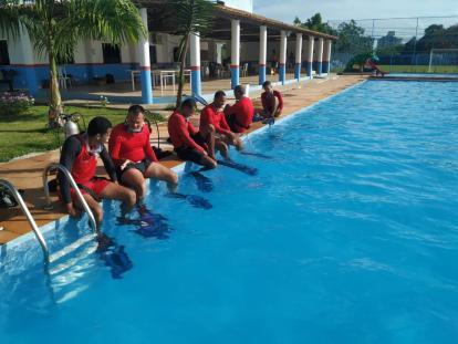 18 GBM Teixeira de Freitas treinamento combate a incendio atividades de mergulho autonomo resgate extremo sul da bahia (6)
