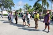 lajedao prefeito tonzinho limpeza publica prefeitura gari entrega de uniforme caminhao tele entulho compactador (20)