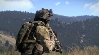 ARMA III In-game screenshot