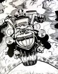 dredd bike