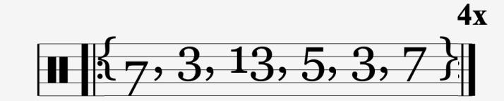 Arpèges depl octave # 3