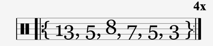 Arpèges depl octave # 4