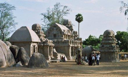 La ruta dravidiana en la India (II): continuamos hacia el sur…