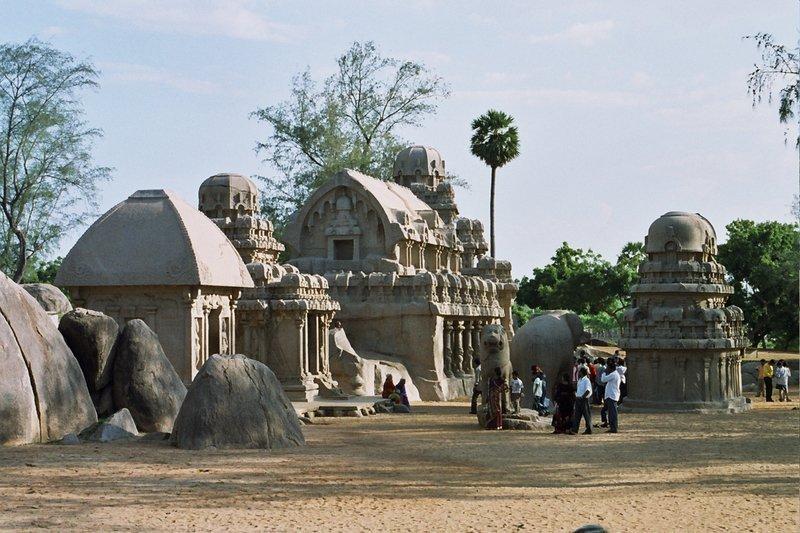 La ruta dravidiana (y II): continuamos hacia el sur…