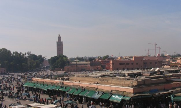 Marrakech: la capital del sur.