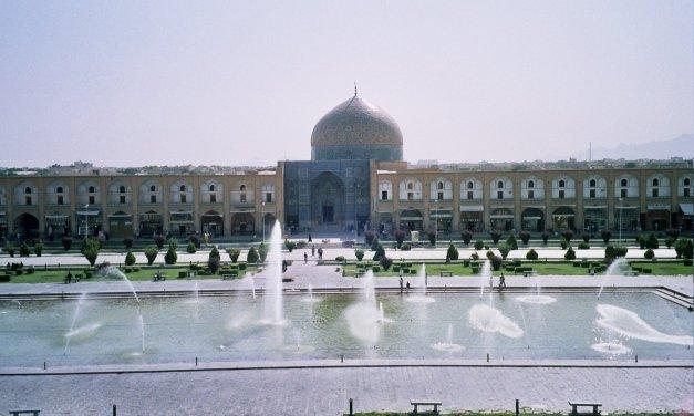 """Isfahan: """"La mitad del mundo"""" (parte 1)"""