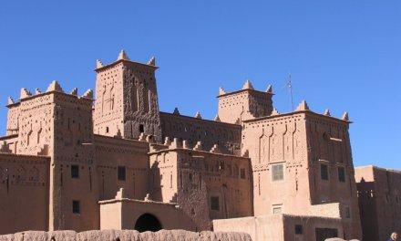 Los oasis del sur de Marruecos