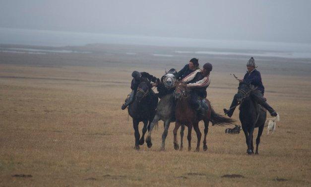 Son Kol e Issik Kol: lagos en altura en el Kyrgystan