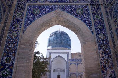 Samarcanda parte 2: La capital de Timur