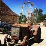 Viajar con niños pequeños al Périgord Noir. Le Bournat