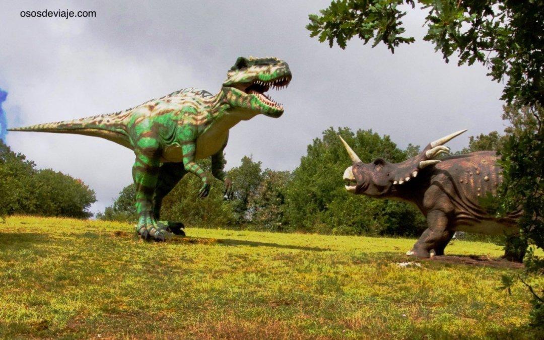 Viajar con niños pequeños al Périgord Noir. Excursión al Préhisto Dino-Parc y a Rocamadour