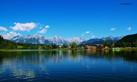 Viaje al Tirol con un bebé