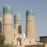 La ciudad santa de Bujara (parte 1)