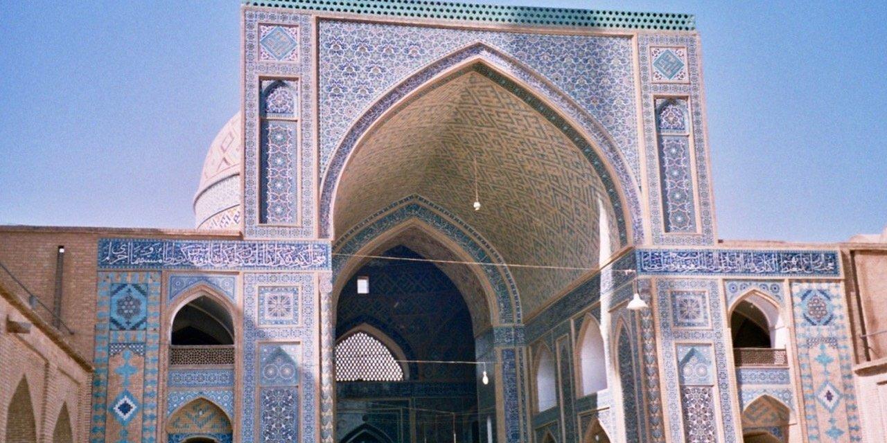 Las torres de ventilación de Yazd (Irán)