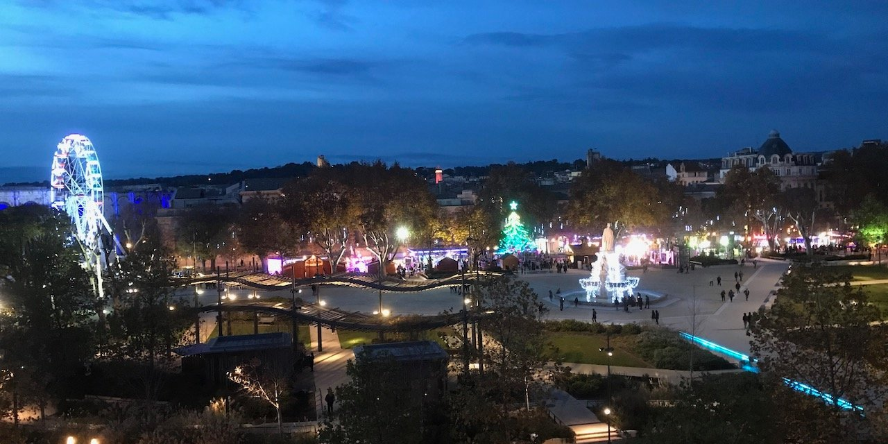 Parada en Nîmes