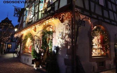 Viaje a Alsacia con niños en Diciembre