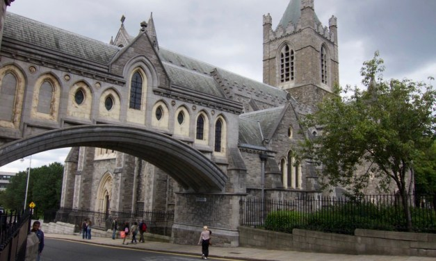 ¿Qué hacer en Dublín con un bebé?