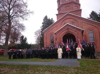 Msza za zmarłych strazaków w Suchawie (13)