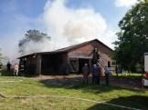Pożar w Wereszczynie (3)