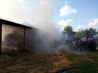 Pożar w Wereszczynie (5)