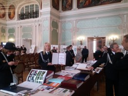 Prezentacja kronik w Pałacu Branickich (25-09-2016r)