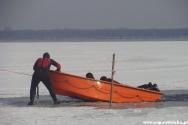 Szkolenie z ratownictwa lodowego (02.2011)