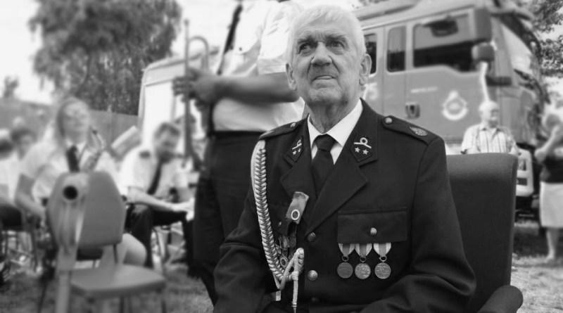 Zmarł druh Stanisław Spas – zasłużony strażak OSP Przygłów