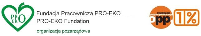 Logo Fundacji Pracowniczej Pro-Eko