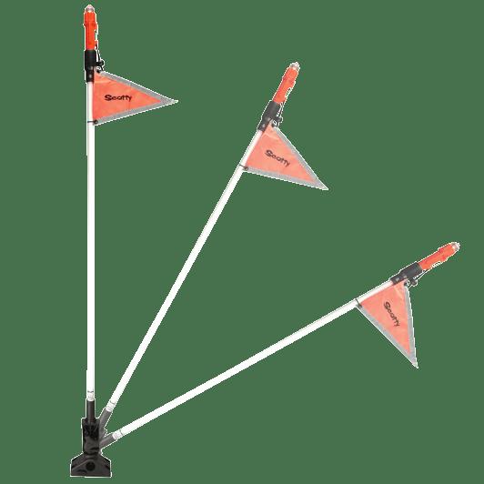 Folding Sea Light w/ Flag 1