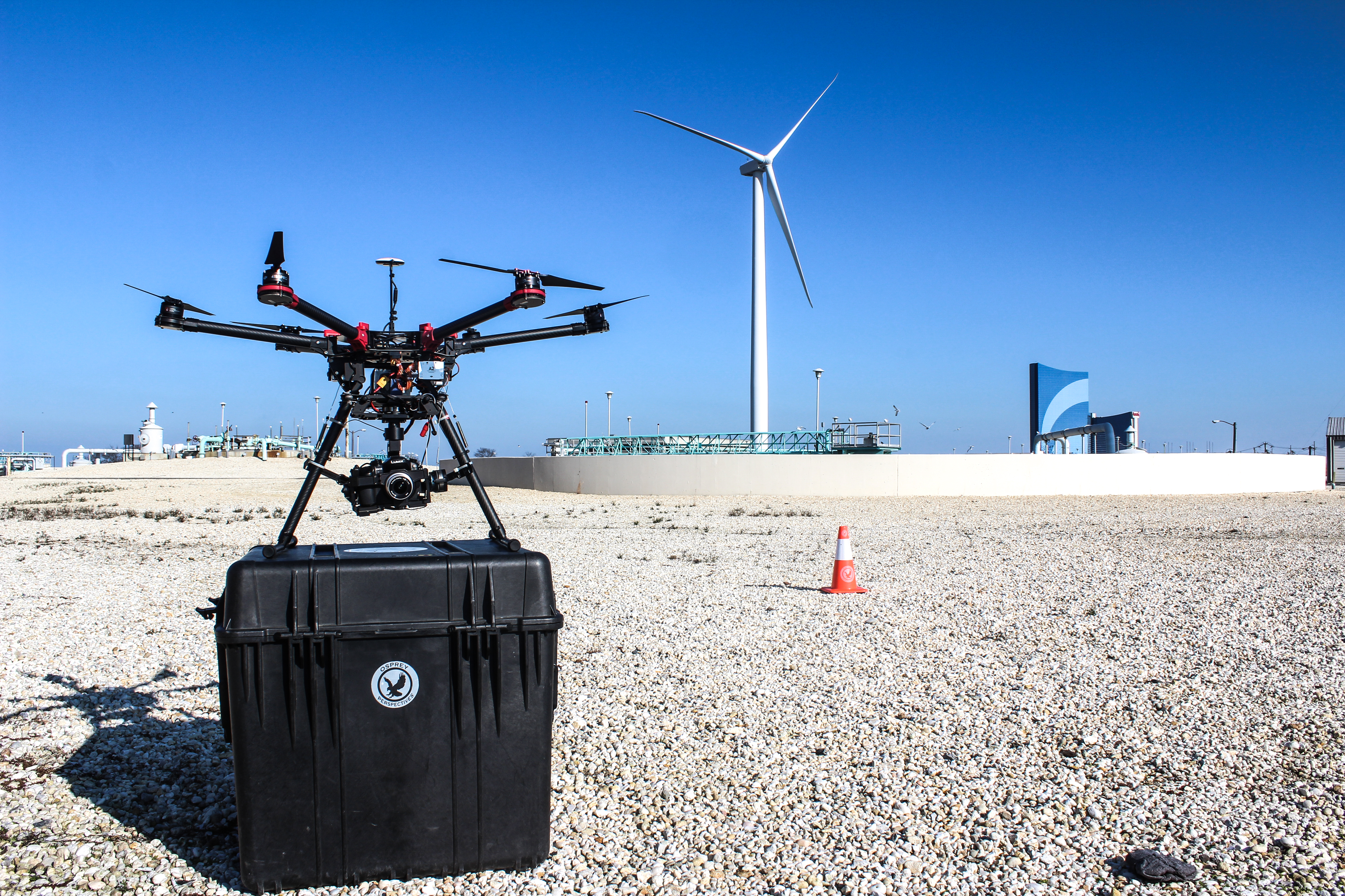Drone Inspection Services by Osprey Perspectives