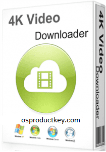 4K Video Downloader 4.14.3 Crack + License Key 2021 [Latest]