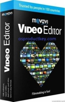 Movavi Video Editor Pro 20.0.0 Activation Key with Crack Full Download 2020