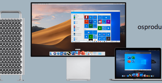 Parallels Desktop 16 Activation Key + Crack Free Download