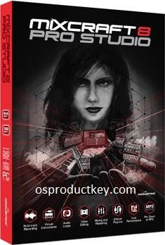 Mixcraft 9 Registration Code + Crack Full Free Download 2020