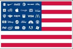 símbolos do capitalismo eua