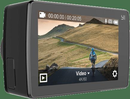 YI 4K+ Action Camera